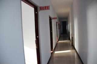 化验室楼道